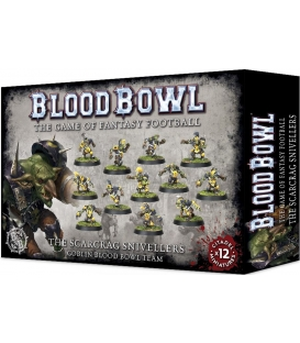 Blood Bowl: The Scarcrag Snivellers - Goblin Blood Bowl Team