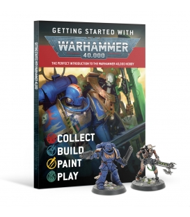 Warhammer 40.000: Getting Started with Warhammer 40k