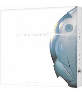 T.I.M.E Stories (edycja polska) (Gra uszkodzona)