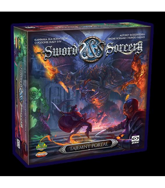 Sword & Sorcery: tajemny portal