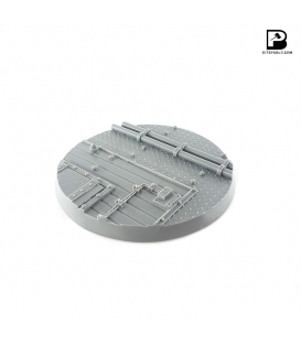 100mm Round Industrial Base