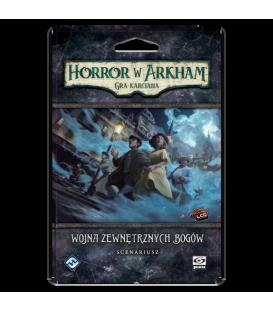 Horror w Arkham LCG: Wojna Zewnętrznych Bogów (przedsprzedaż)
