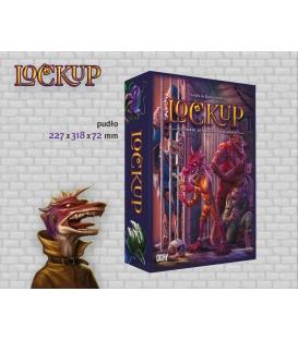 Lockup: Opowieść ze świata Roll Player (przedsprzedaż)