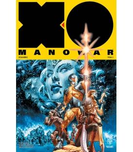 X-O Manowar - Tom 1 – Żołnierz
