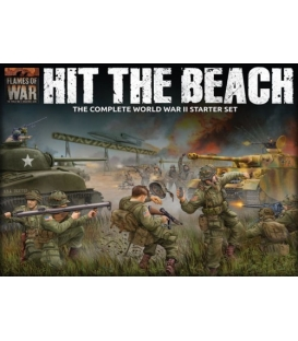 Flames of War: Hit The Beach