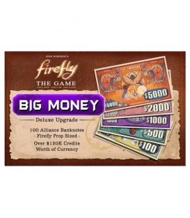 Firefly: The Board Game - Big Money Currency Upgrade Pack