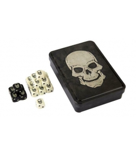 Skull Dice Tin (20 Dice)
