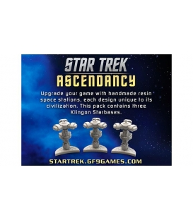 Star Trek: Ascendancy - Klingon Starbase (wersja angielska)