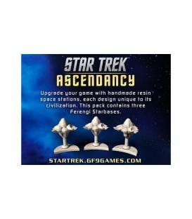 Star Trek: Ascendancy - Ferengi Starbase (wersja angielska)