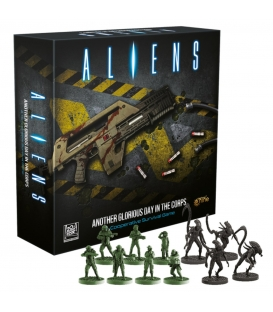 Aliens: Another Glorious Day In The Corps (wersja angielska)