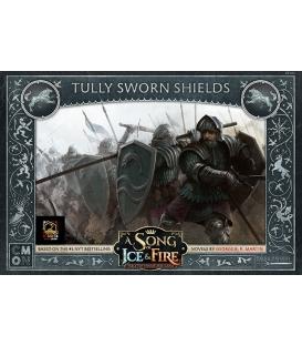 A Song of Ice & Fire - Wierne Tarcze Tullych (edycja polska) (PRZEDSPRZEDAŻ)