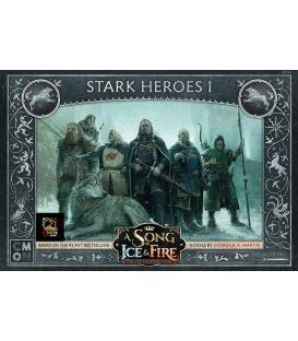 A Song of Ice & Fire - Bohaterowie Starków I (edycja polska) (PRZEDSPRZEDAŻ)