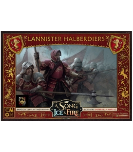 A Song of Ice & Fire - Halabardnicy Lannisterów (edycja polska)