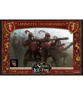 A Song of Ice & Fire - Kusznicy Lannisterów (edycja polska) (PRZEDSPRZEDAŻ)