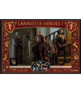 A Song of Ice & Fire - Bohaterowie Lannisterów I (edycja polska) (PRZEDSPRZEDAŻ)