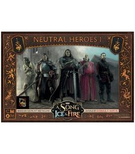 A Song of Ice & Fire - Bohaterowie Neutralni I (edycja polska)