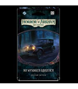 Horror w Arkham LCG: Na wysokich obrotach (przedpsrzedaż)