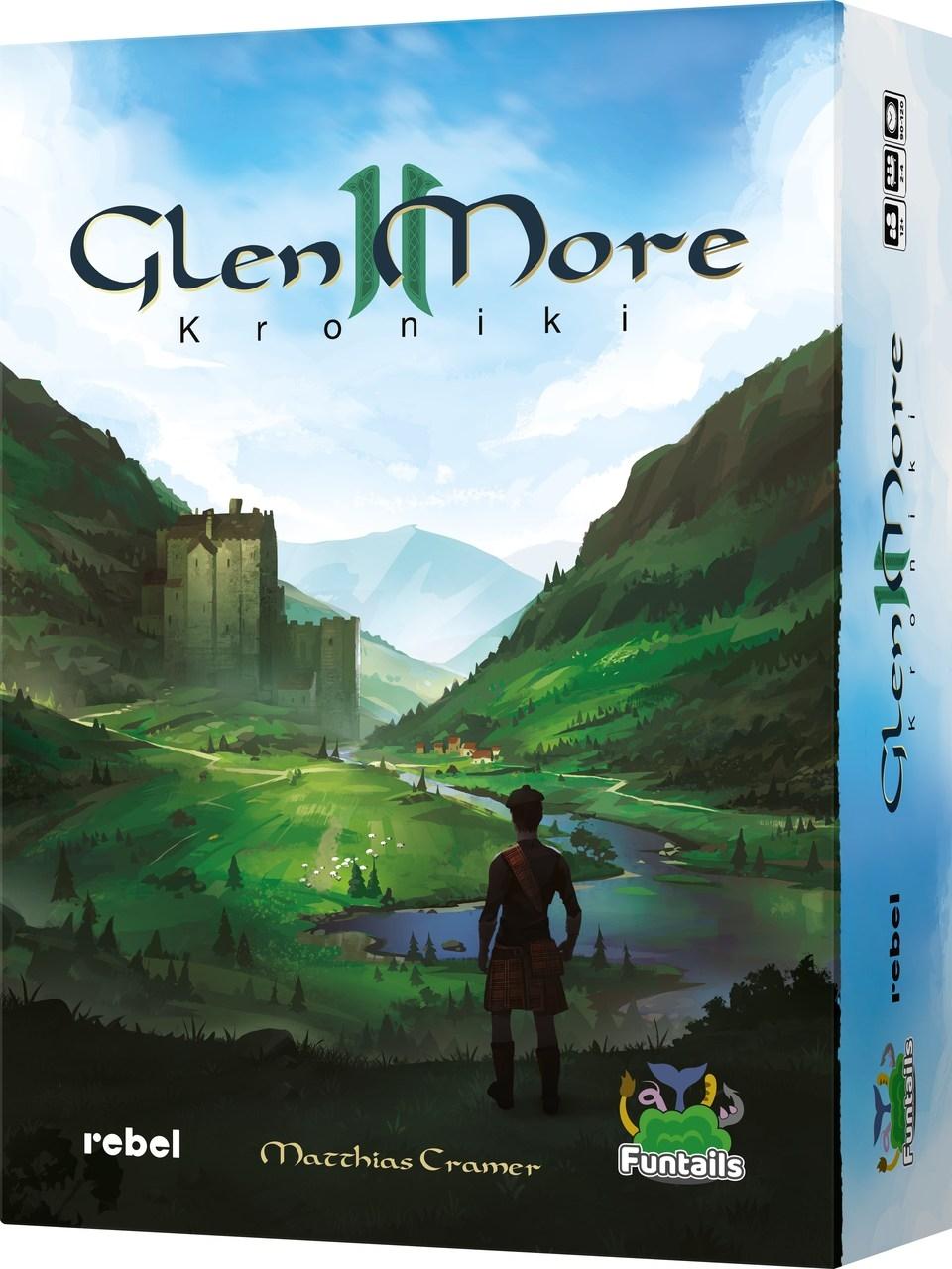 Glen More II: Kroniki (przedsprzedaż)