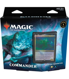 Magic The Gathering: Kaldheim - Commander Deck - Phantom Premonition