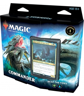 Magic The Gathering: Commander Legends - Commander Deck - Reap the Tides