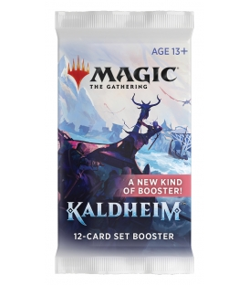 Magic The Gathering: Kaldheim - Set Booster