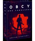 OBCY: Gra fabularna - zestaw startowy + duża mapa + materiały PDF (przedsprzedaż)