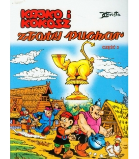 Kajko i Kokosz. Złoty Puchar. Część 3.