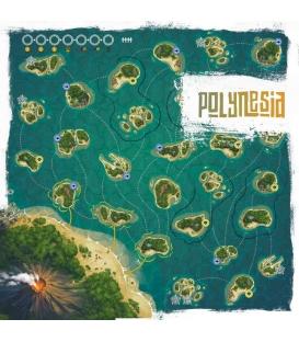 Polynesia - dodatkowa mapa