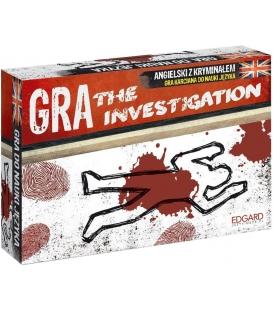 Gra - The Investigation. Angielski z kryminałem