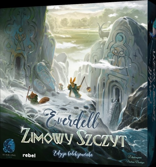 Everdell: Zimowy szczyt (edycja kolekcjonerska) (dostępna od ręki)