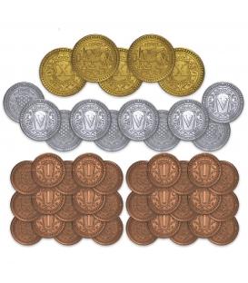 Wenecja - zestaw metalowych monet