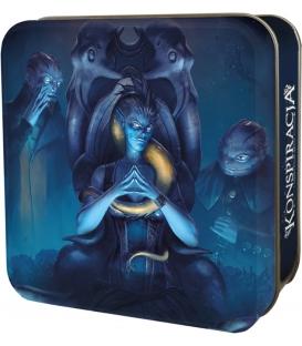 Konspiracja: Uniwersum Abyss (edycja niebieska) (przedsprzedaż)