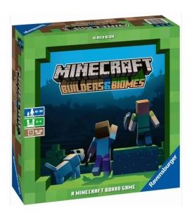 Minecraft - gra planszowa