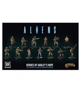 Aliens: Heroes of Hadley Hope (edycja angielska)