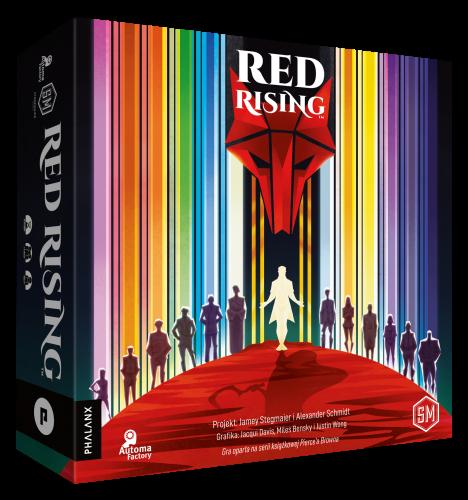 Red Rising! (edycja polska)