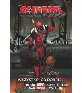Deadpool - Wszystko, co dobre… Tom 9