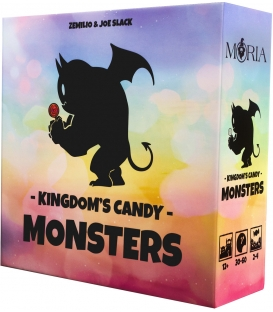 Kingdom's Candy: Monsters (edycja polska)