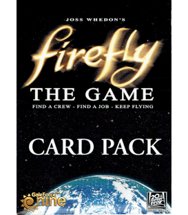 Firefly: The Game – Card Pack