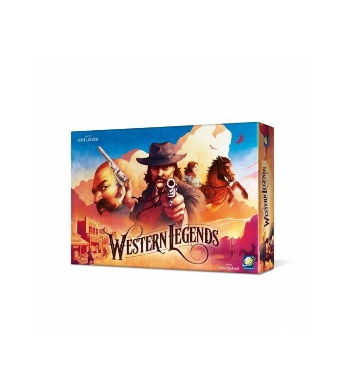 Western Legends (edycja polska) (Gra używana)