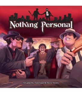Nothing Personal (wersja Kickstarter, edycja angielska) (Gra używana)