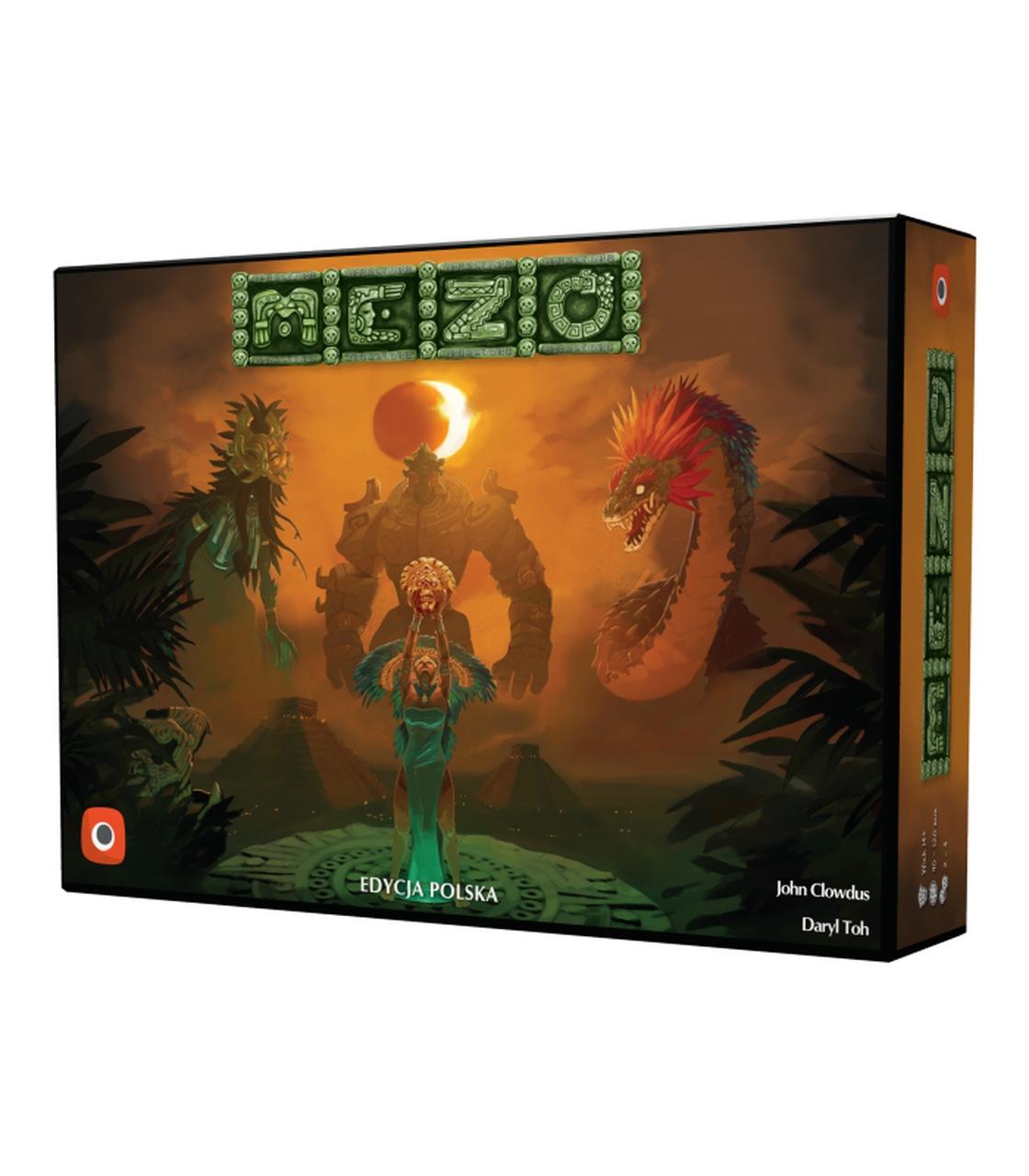 Mezo (edycja polska) (Gra uszkodzona)