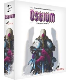 Ostium (edycja polska) + koszulki na karty (przedsprzedaż)