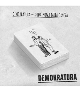 Demokratura - gra planszowa - Talia Dodatkowa dla Jednego Gracza