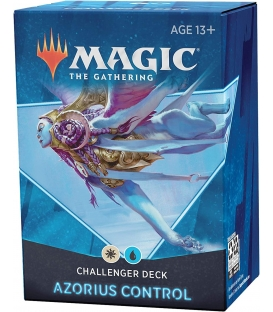 Magic The Gathering: Challenger Deck 2021 - Azorius Control