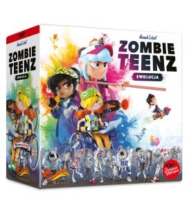 Zombie Teenz: Ewolucja