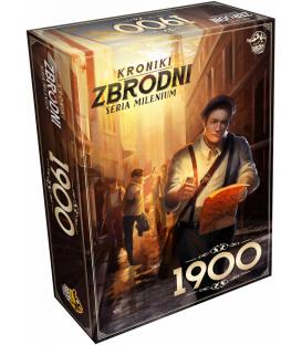 Kroniki Zbrodni: 1900 (przedsprzedaż)