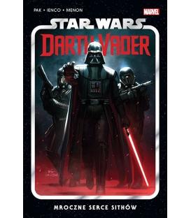 Star Wars Darth Vader. Mroczne serce Sithów. Tom 1