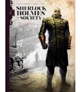 Sherlock Holmes Society. Pole manewru. Tom 6