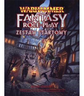 Warhammer 4ed. Zestaw Startowy (Gra uszkodzona)