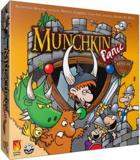 Munchkin Panic (edycja polska) (Gra używana)